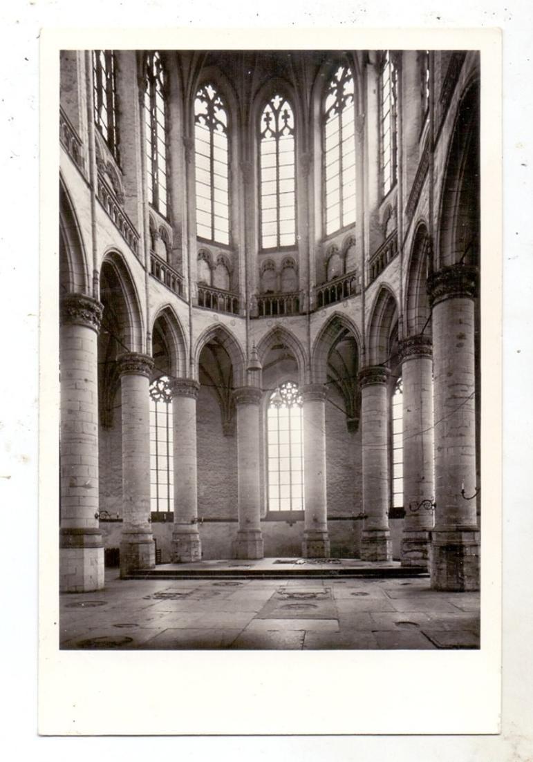 ZUID-HOLLAND - LEIDEN, Hooglandse Kerk, Koor 0