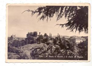 I 36015 SCHIO, Il Duomo, il Castello e la Scuola a Fusinato, kl. Druckstellen