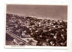 I 47838 RIMINI, Vista dall' aereo, 1947