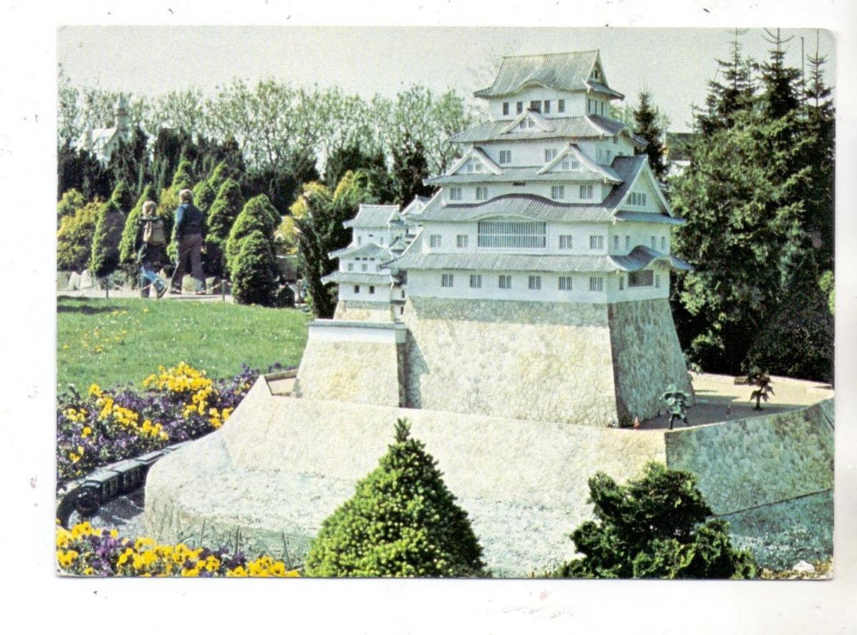 4030 RATINGEN, MINIDOMM, Himeji-Tempel Japan 0