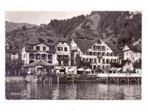 CH 6442 GERSAU SZ, Hotel Belle-vue & Hotel Beausejour, 1951