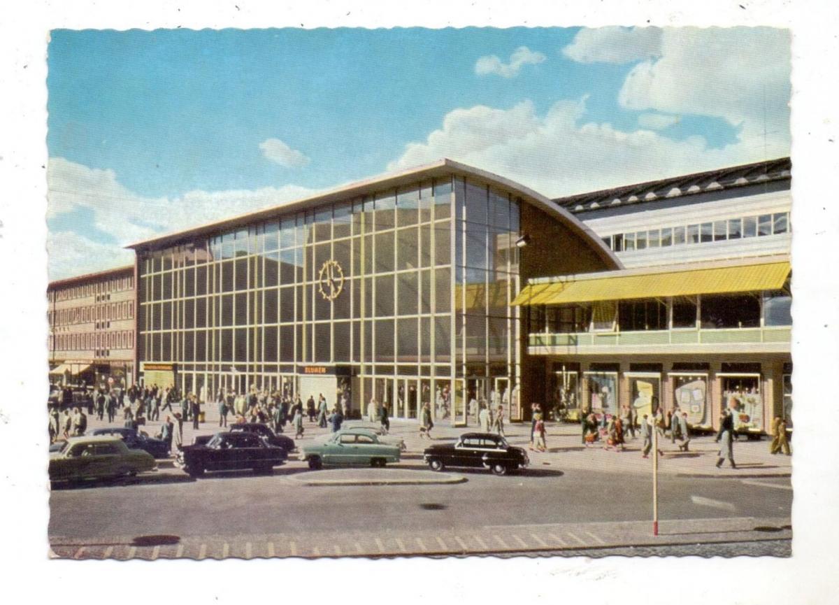 5000 KÖLN, Hauptbahnhof, Oldtimer, 1960 0