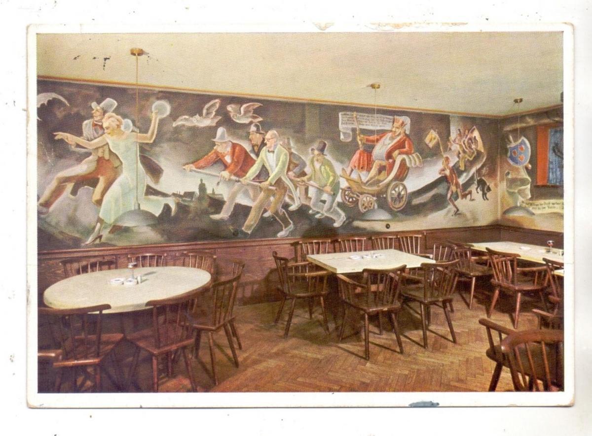 7000 STUTTGART, Hotel Marquardt, Klause, 1943 0