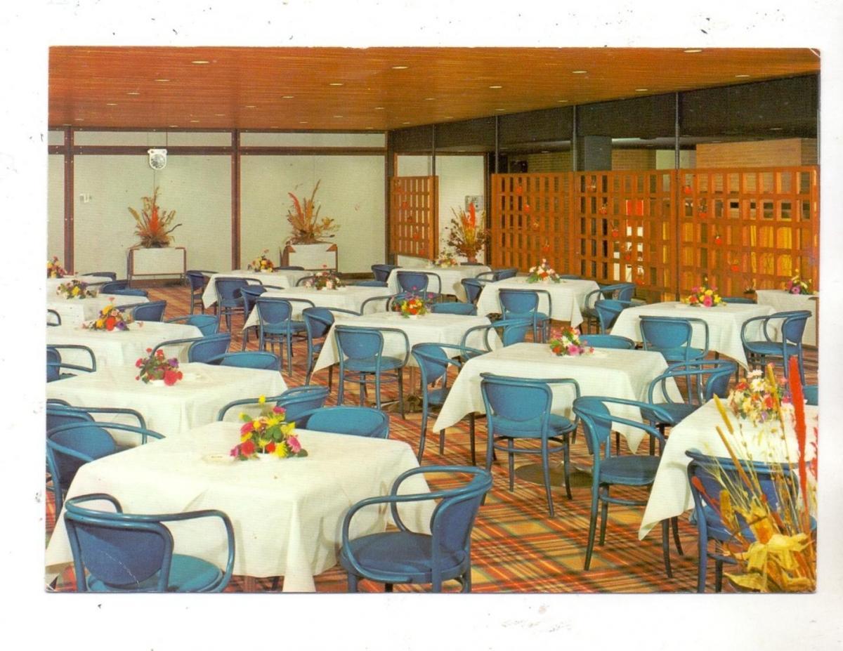 5300 BONN - GRONAU, Deutscher Bundestag, Hochhaus-Restaurant 0