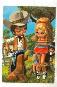 KINDER - Cowboy und -girl
