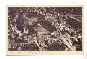 7000 STUTTGART - ROHR, Flugaufnahme, 1935