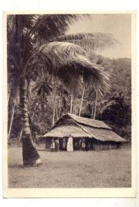 PAPUA - NEW GUINEA, KWABLIK, Missionstation, Steyler Missionare, 1954