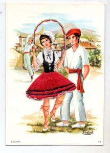 TRACHTEN - Spanien, Basques