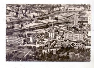 1000 BERLIN, das neue Hansaviertel, Luftaufnahme, 1964