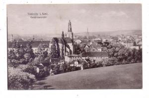 NIEDER - SCHLESIEN - TREBNITZ / TRZEBNICA, Gesamtansicht, Verlag Jantke-Tebnitz
