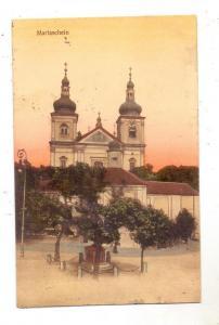 BÖHMEN & MÄHREN - MARIASCHEIN / BOHOSUDOV, Kirche