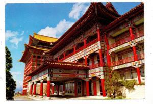 TAIWAN - TAIPEI, Grand Hotel