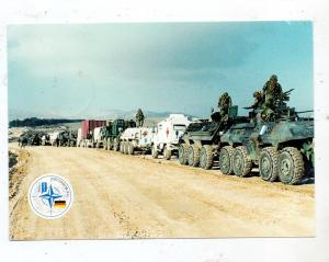 BOSNA I HERCEGOVINA, TOMISLAVGRAD, IFOR Bundeswehr, 1996 deutsche Feldpost