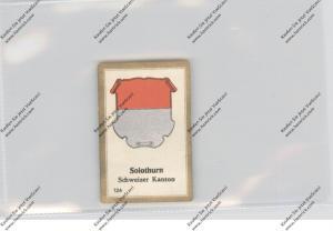 SOLOTHURN - Kantonswappen, Abdulla Sammelbild / Cinderella