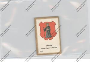 GLARUS - Kantonswappen, Abdulla Sammelbild / Cinderella