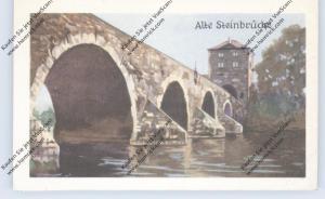 BRÜCKEN - Alte Steinbrücke, Homann-Sammelbild