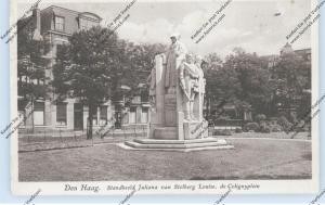 DEN HAAG - Standbeld Juliana van Stolberg, 1930