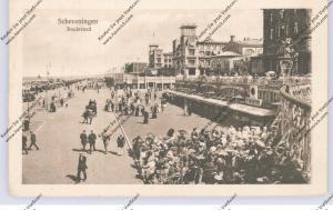 SCHEVENINGEN, Boulevard, 1925