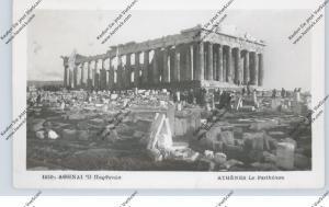 ATHEN - Parthenon, 1949