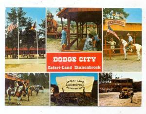 4815 SCHOSS-HOLTE - STUKENBROCK, Safari-Land, Dodge-City