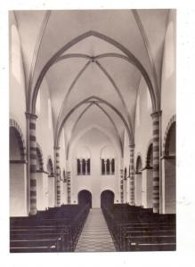 4410 WARENDORF - FRECKENHORST, Stiftskirche, Mittelschiff