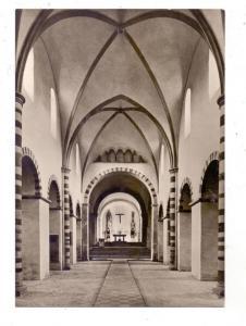 4410 WARENDORF - FRECKENHORST, Stiftskirche, Langschiff