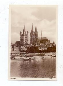 5000  KÖLN, Rheinufer mit Dampfern der Köln-Düsseldorfer, Kratz Verlag 24