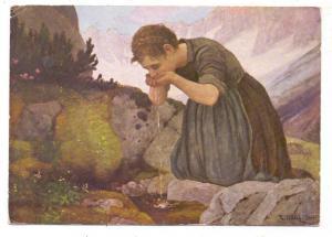 KÜNSTLER - ARTIST - Th. Walch, Imst,