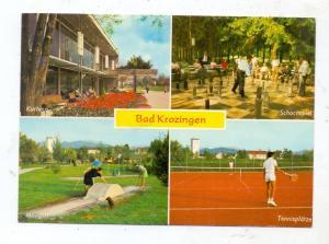 SCHACH - Freiluftschach Bad Krozingen, Minigolf, Tennis