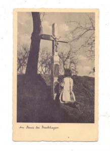 5253 LINDLAR - BROCHHAGEN, Am Kreuz bei Brochhagen