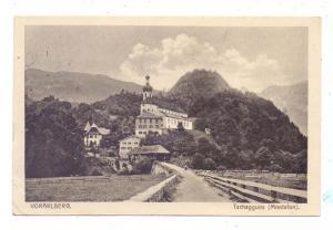 A 6774 TSCHAGUNS, Dorfansicht, 1927