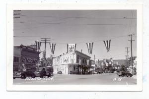 US 95687 VACAVILLE CA, Main Street, Oldtimer