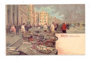 I 80100 NAPOLI / NEAPEL, Mercato di Pesci