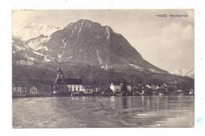 CH 6375 BECKENRIED NW, Ansicht vom See, 1912