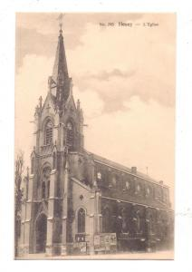 B 4600 VERVIERS - HEUSY, l'Eglise
