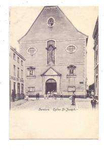 B 4600 VERVIERS, Eglise St. Joseph, Caveau des Carmes, ca. 1905