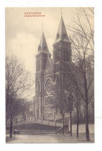 B 4600 VERVIERS, Eglise Sainte Julienne