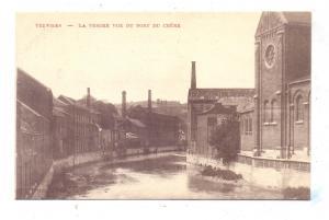 B 4600 VERVIERS, La Vesdre vue du Pont du Chene