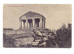 F 67130 GRANDFONTAINE / MICHELBRUNN, Tempel auf dem Donon