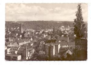 0-6518 WEIDA, Blick von der Osterburg, 1958