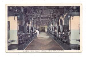MICHIGAN - BATTLE CREEK, Kellogg Company, Toasting Ovens