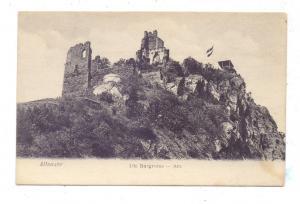 5486 ALTENAHR, Die Burgruine, ca. 1905
