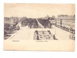 3000 HANNOVER, Herrenhäuser Allee, ca. 1905