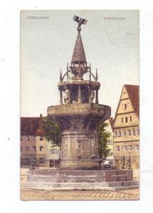 8860 NÖRDLINGEN, Kunstbrunnen, 1908