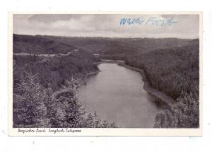5650 SOLINGEN, Sengbach-Talsperre, 1952