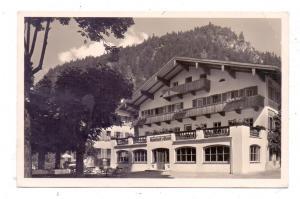 8216 REIT IM WINKEL, Gasthaus-Pension POST, 1950, Druckstelle