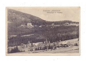 BÖHMEN & MÄHREN - MARKT EISENSTEIN / ZELEZNA RUDA, Villen am Spitzberg, 1910