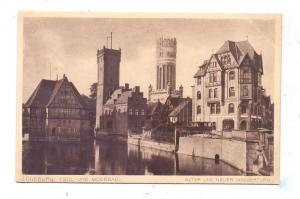 2120 LÜNEBURG, Alter und Neuer Wasserturm / Water-tower / Chateau d'eau