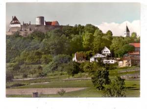 6111 OTZBERG, Veste Otzberg mit Hering