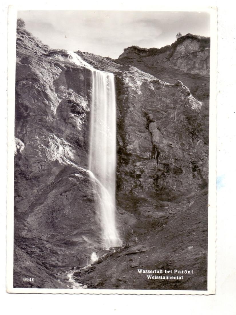 CH 7320 SARGANS SG, Weisstannental, Wasserfall 0